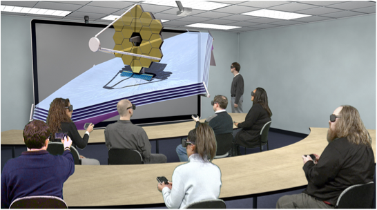 CAEE Immersive Classroom Concept