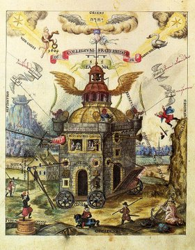 The roving College Of the Rosicrucians