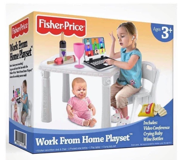 home office toy